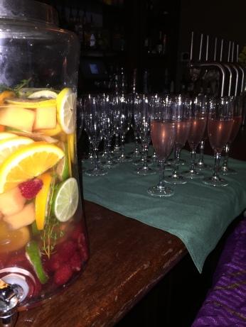 Herb & Fruit Infused Water