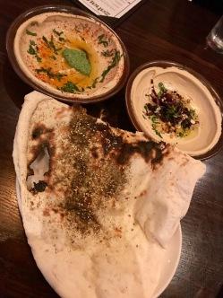 Hummus & Laffa